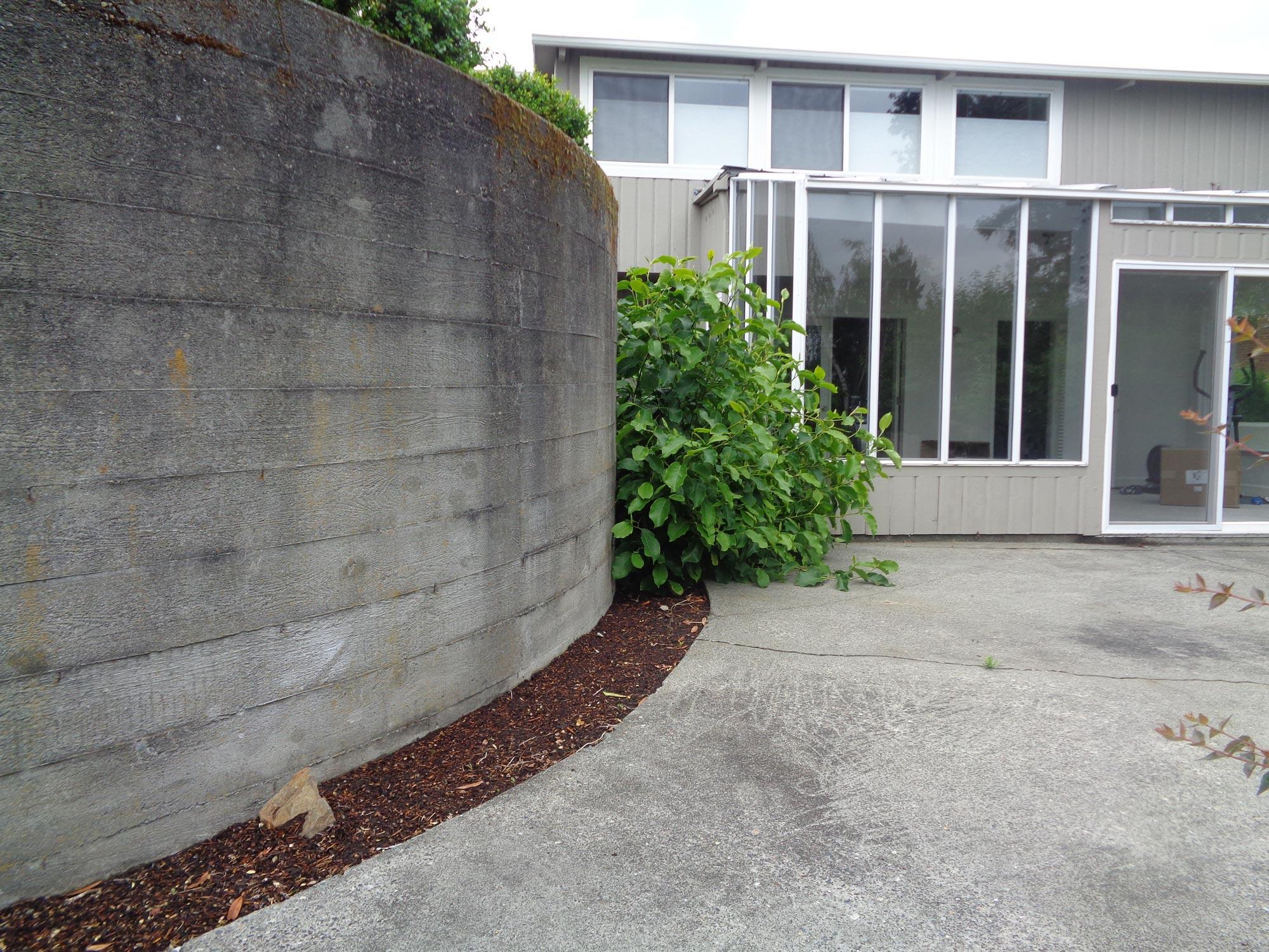 south seattle backyard makeover urban oasis design