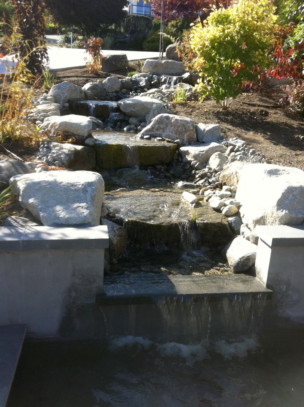 Water Features Urban Oasis Design Amp Construction Llc