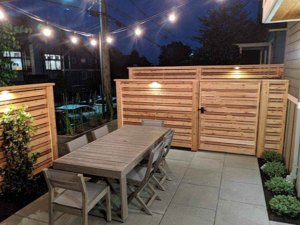 Fremont Outdoor Room and Deck