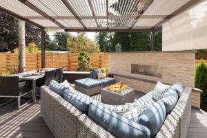 Kirkland Modern Backyard